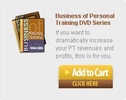Business of Personal Training DVD Series